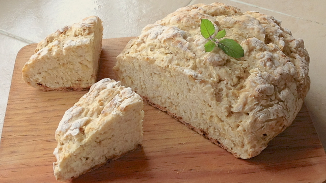 Sesame Yogurt Bread