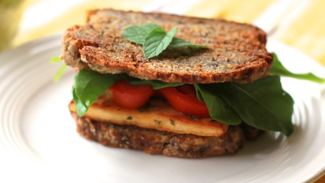 Double Grilled Paneer Cheese Sandwich