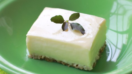 Sattvic Key Lime Pie